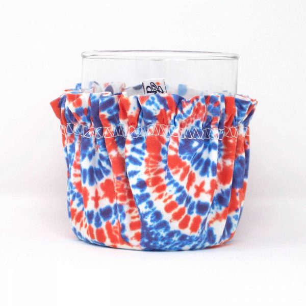 annapolis; bar; beverage; beverage bonnet; christmas; cocktail; cotton; drink; gift; hand sewn; handmade; present; retro; small business; shop small; fourth of july